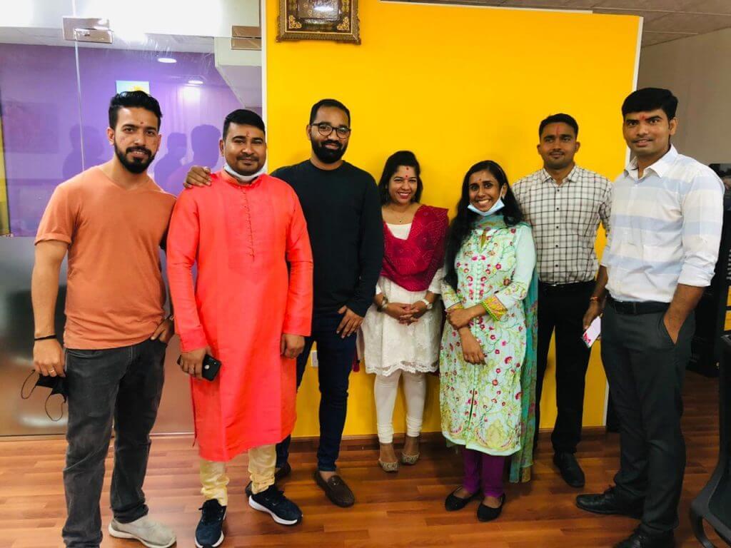 2020 Diwali Celebration in NEWCOM