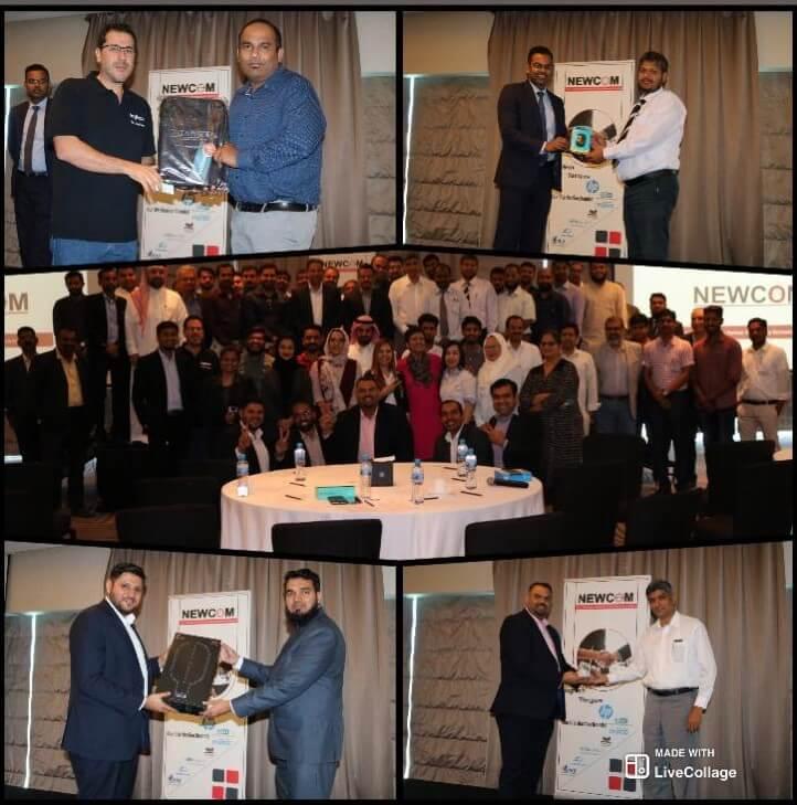 NEWCOM Bahrain Event – 2019