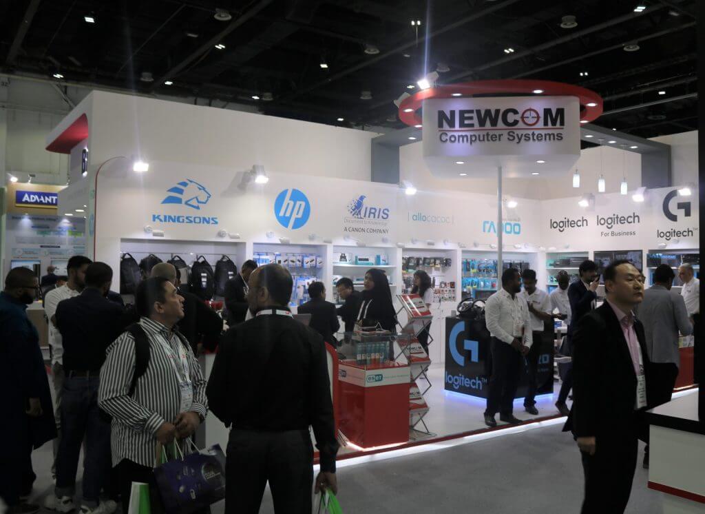 Newcom at the Gitext event.jpg