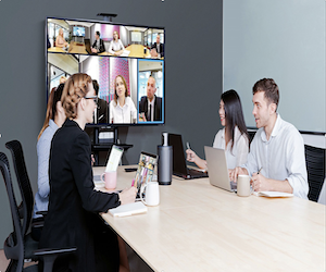 Types of Video Conferencing