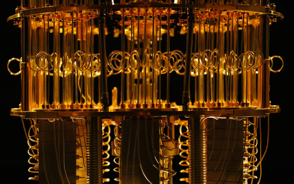 IBM Quantum Computer