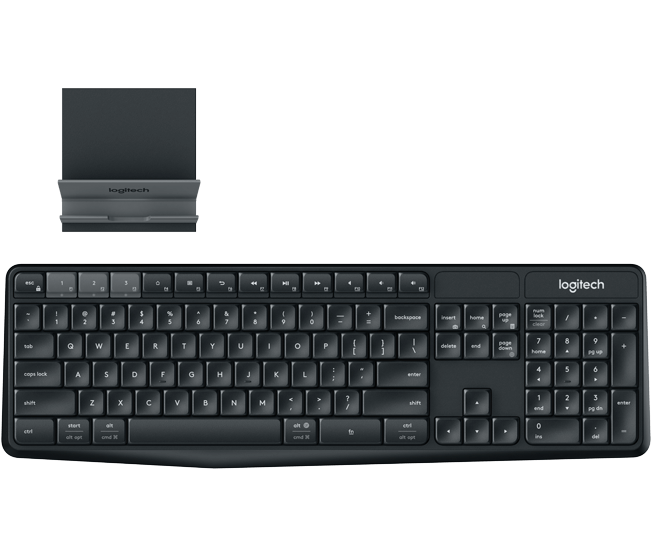 Logitech K375s Keyboard