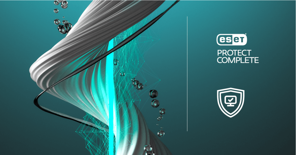 ESET antivirus Protect Complete