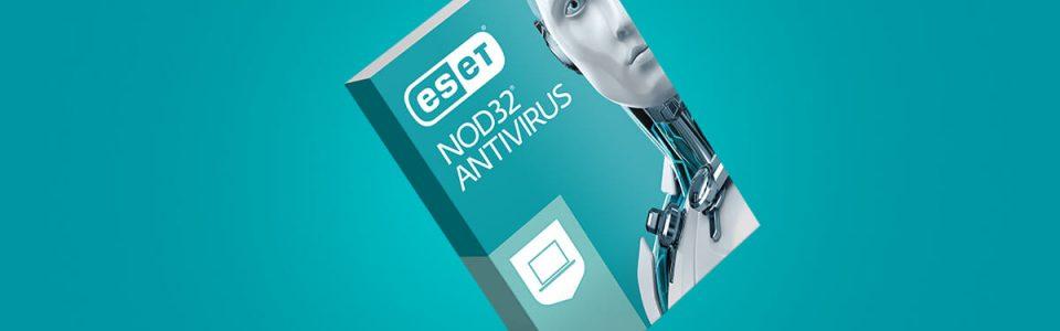 ESET Antivirus NOD32.