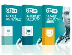 ESET antivirus solutions for individuals
