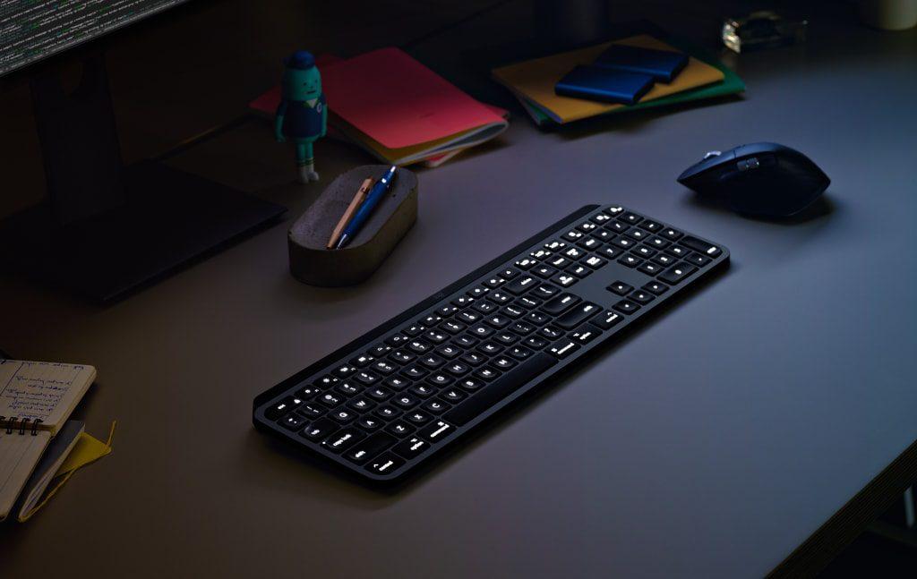 Logitech Mac MX Keyboard