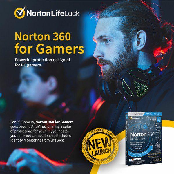 Norton 360 gaming antivirus