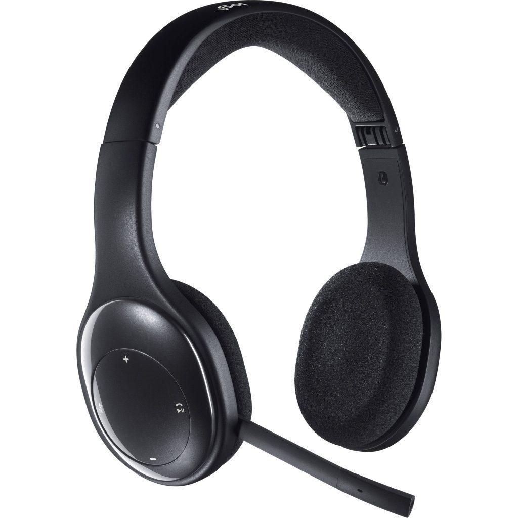 Logitech noise-cancelling headset H800
