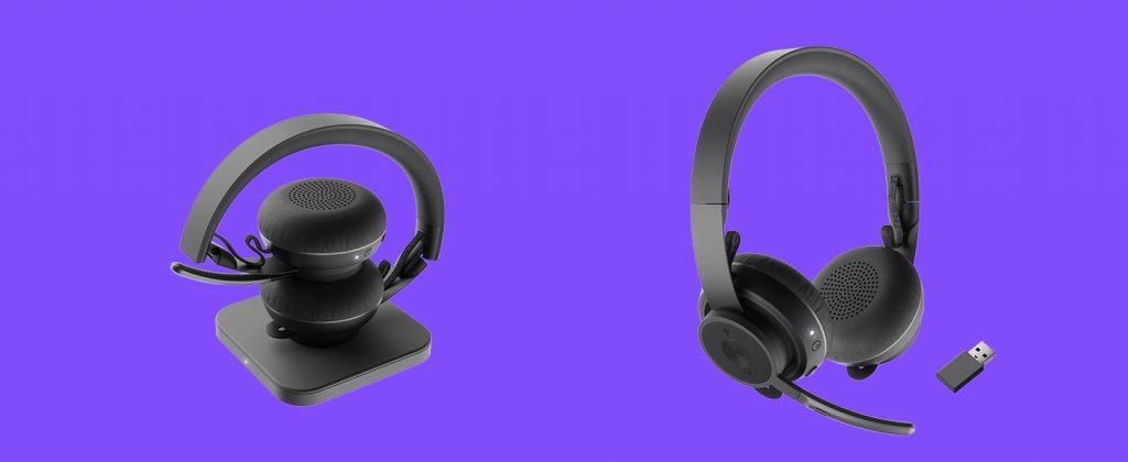 Logitech noise-cancelling headset Zone Wireless