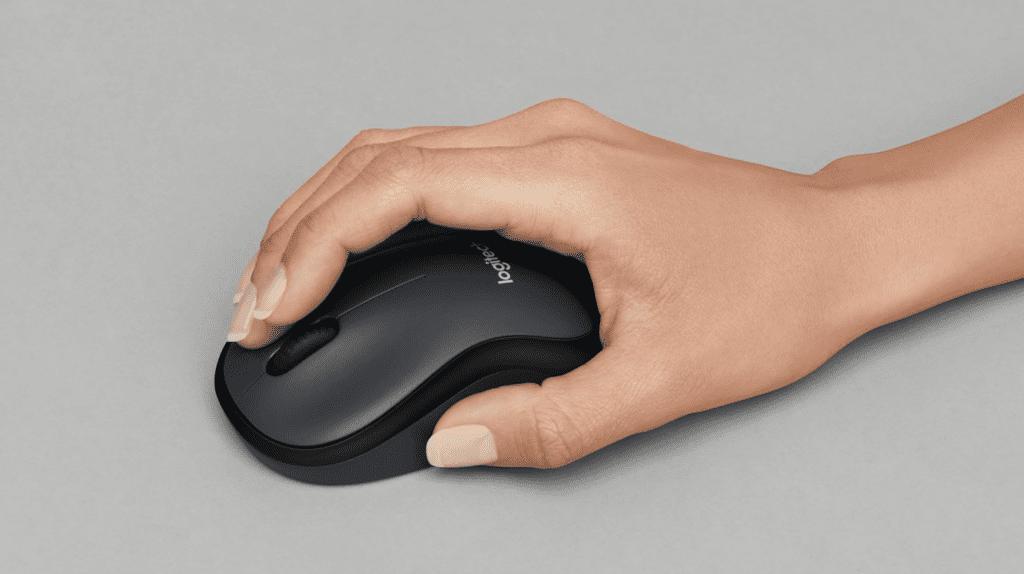 Logitech Silent Mouse M221