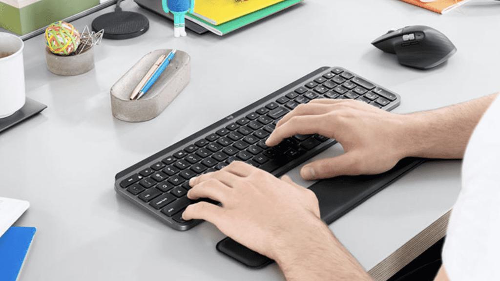Logitech Bluetooth keyboard