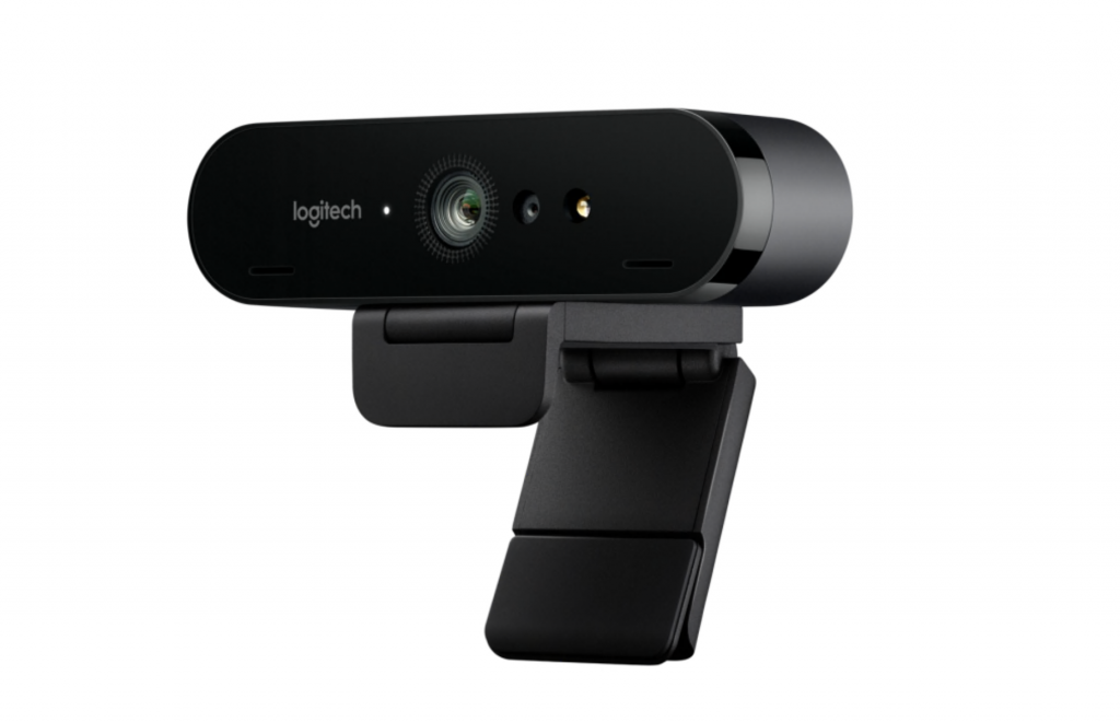 Logitech 4K webcam